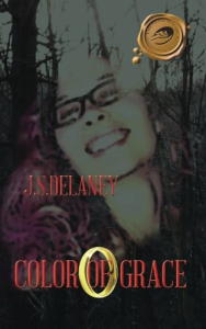 New Cover of color of grace